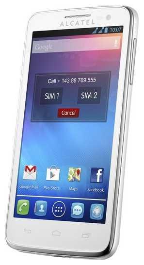 Ремонт One Touch X POP 5035X